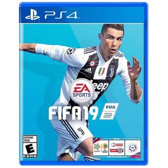 Compra Videojuego Fifa 2019 Playstation 4 Online Linio Argentina