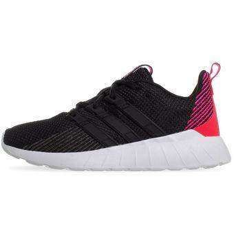 Tenis Adidas Questar Flow color Negro para Mujer