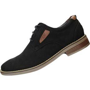 Hombre Negro Para Zapato Sanders Bass tfX77q