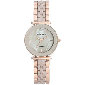 844ce3a2b Reloj Análogo marca Anne Klein Modelo  AK3158TPRG color Rosa para Dama