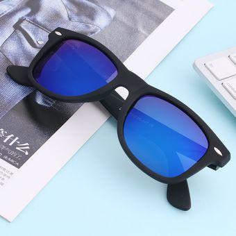 3095b1f472 Agotado EW Navidad Gafas De Sol Polarizadas Clásicas Para Hombres Y Mujeres-lente  Azul