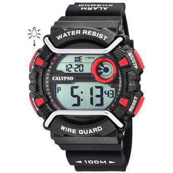 234fcad52914 Compra Reloj K5764 6 Negro Calypso Hombre X-Trem Calypso online ...