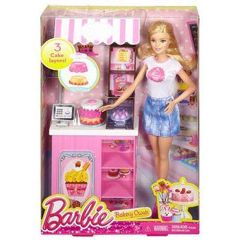 Compra Barbie Pasteleria De Barbie Online Linio Mexico