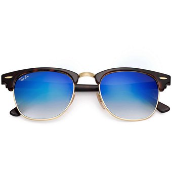 Gafas de Sol Ray-Ban RB3016 Clubmaster Flash Lenses Gradient 990/7Q h1Ogqc