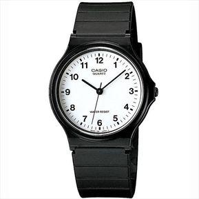 5ad719fe8cf5 Reloj Casio Para Hombre MQ24 Analógico Malla Resina