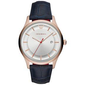 172037b75064 Reloj Emporio Armani Caballero Dress AR11131 - Azul Marino   Dorado