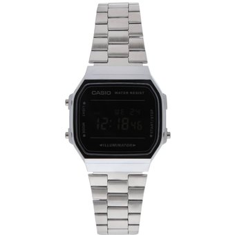 03612d1b7b7d Compra Reloj Casio Vintage A168WEM1VT- Plata online
