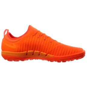 Zapatos Fútbol Hombre Nike Mercurialx Finale II Tf-Naranja