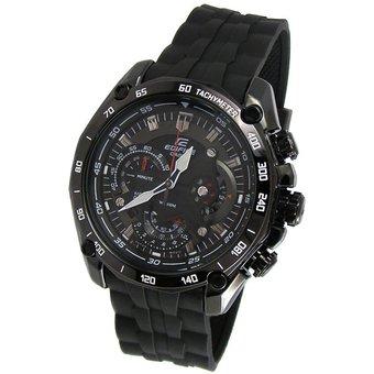 ebb509615d16 Compra Reloj Casio Edifice EF 550-PB Caja Pabonada Para Hombre ...