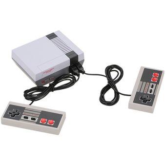 NES Retro Mini TV Consola De Videojuegos De Recreación Familiar -Plata traida del exterior
