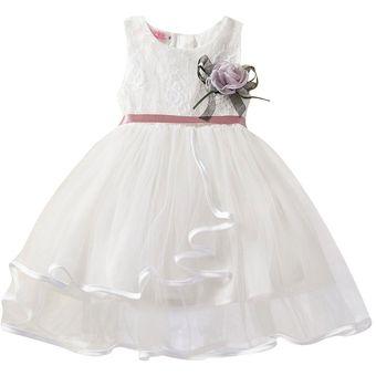 Vestidos Bautizo Para Bebé Niña Pajecita Tutus Fiesta
