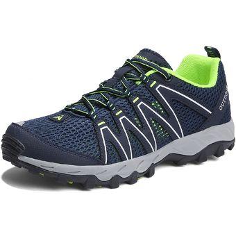 7cc011f3770 Compra Viaje Senderismo Zapatos Mujer Y Hombre Antideslizante ...