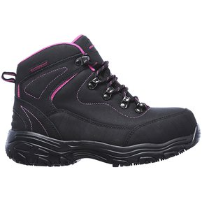 d638b421 Calzado De Seguridad Skechers D´Lite Sr-Amasa Black Skechers