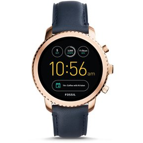 8a7d60fb8a31 Fossil - Smartwatch FTW4002 Q Explorist Para Hombre