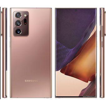 Celular Samsung Galaxy Note 20 Ultra 256Gb - Dorado