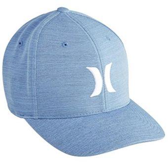 Compra Gorra Hombre Hurley Jacare-Azul online  37bac349593