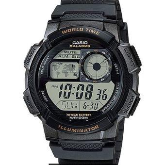 1b88a86c9823 Compra Reloj Casio AE-1000W-1A Digital Negro Para Hombre online ...