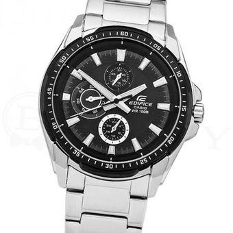 0983c672386f Compra Reloj Casio Edifice Ef-336db -Plateado online