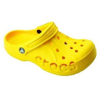Zapatos amarillos Crocs para mujer dEjTjMLJvL