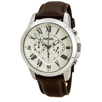6a3d45f737cb Compra Reloj Fossil Grant FS4735 Para Caballero-Marrón online ...