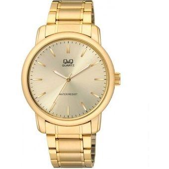 739a5c266ca6 Compra Reloj Q q Para Hombre Q868j010y En Acero- Formal Con Baño De ...