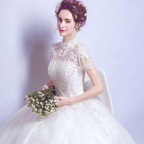 8fd189fc8 Vestido de novia elegante vestido de dama de honor
