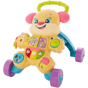 1afb7d125 Andadera Fisher Price Caminador Perrita Musical Laugh & Learn Sis