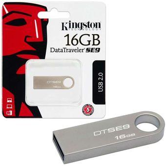 Memoria USB 16 GB Kingston