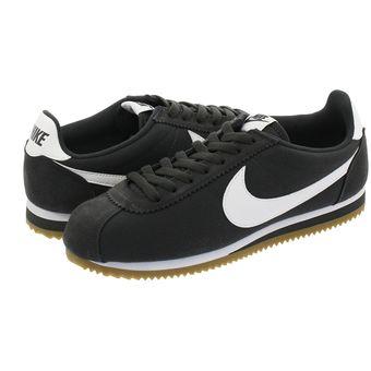 Tenis Nike Classic Cortez Nylon para Hombre- Negro