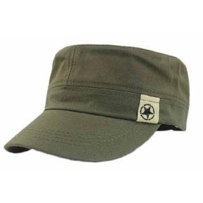 Gorra Hombre Kast Store Carbonera Militar Patrol - Verde ade6bf295d2
