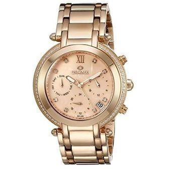 f6273d921b4a Reloj Precimax Mujer Correa Acero Inoxidable PX13348