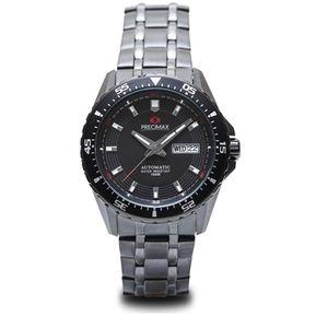 33f871fc1e72 Reloj Precimax Hombre Automático Correa Acero Inoxidable PX13203