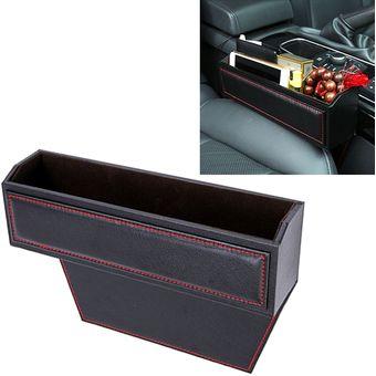 b44e122e1 2 Piezas De Coches SEAT Grieta Caja De Almacenamiento Sin Intervalo Cup  Copa Titular Organizador Auto