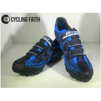 servicio duradero valor por dinero selección asombrosa Zapatillas Para Ciclismo De Ruta Smart SM3 SM0002M Azul Negra
