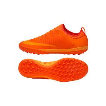 reputable site 592f6 b888d Compra Zapatos Fútbol Hombre Nike Mercurialx Finale II Tf -Naranja ...