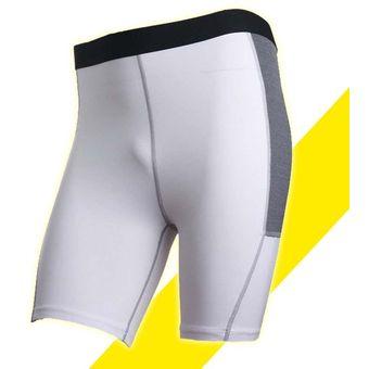 7cddbbfbbf7a Hombres Pantalones Cortos Correr Deportes Medias Pantalones Cortos