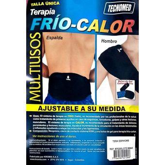 Dolor muscular hombro frio o calor