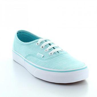 57cf1d01a2 Compra Tenis para Mujer Vans 38EMMQE-043504 Color Azul online ...
