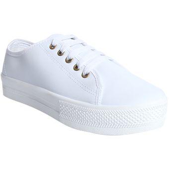 Générique - Chaussures Blanches Femme Blanche hoYOZ