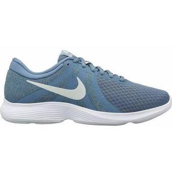nike mujer zapatillas running azul