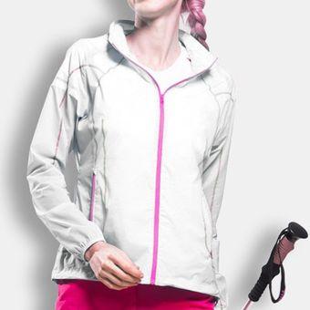 51e943d51eb11 Compra EY Las mujeres Chaqueta Verano Sunscreen Casual Sport ...