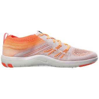 999e59ca0e6 Compra Tenis Running Mujer Nike Free Tr Focus Flyknit-Naranja online ...