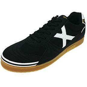 Zapatos Tenis Munich X Zapatillas Fútsal Fútbol Salón Negro 33931c1a9fc08