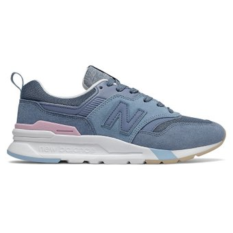 new balance 997 gris mujer