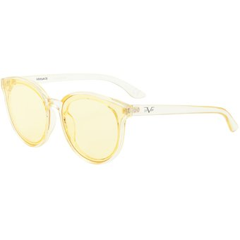 133ce76bd1 Agotado Versace 1969 - Lentes De Sol VG034-1 Para Dama Con Marco De  Plástico Amarillo