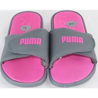 83849767f Más Sandalias Mujer de Puma. Se el primero en escribir una reseña. Agotado Sandalia  Para Dama Marca Puma Mod18 Rosa  Gris