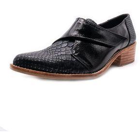 Zapato Cuero Natural Badana Natural Calzados Lorena a306ef2511ac