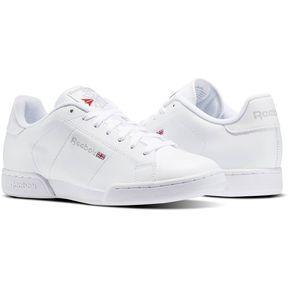 zapatos reebok clasicos blancos 50