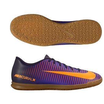 Compra Zapatos Fútbol Hombre Nike Mercurialx Vortex III IC -Morado ... 7b7f5cfd860a0