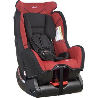 2397efa9d Compra Silla Auto Carro Para Bebe Infanti Negra 4 Posiciones Rojo ...